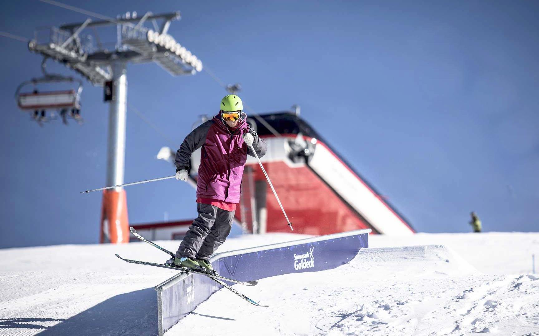 Skipark Kärnten / Almdorf-Goldeck